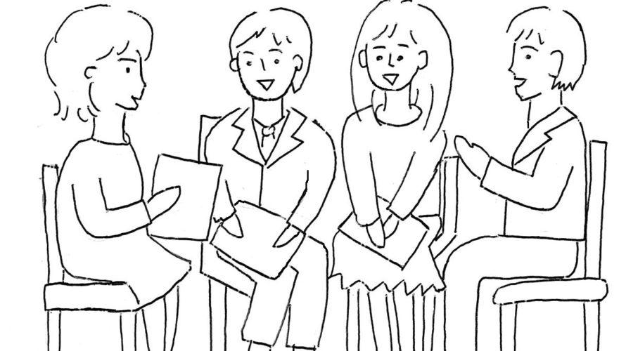 【効果大】会議で意見が出ないのは座席配置のせい?~会議レイアウトから見る組織活性