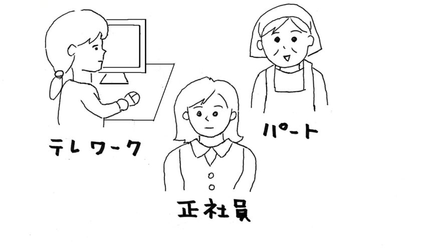 社内で実践!働き方改革20のステップ(2)知る~多様な働き方って、例えば何?(社内編)