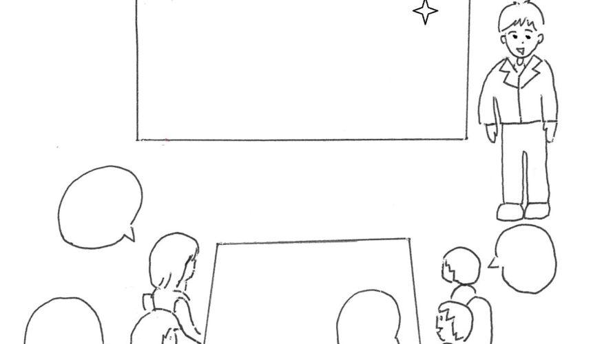 【これで生産性アップ】会議・ミーティング・研修でのホワイトボードの基本的な書き方・使い方